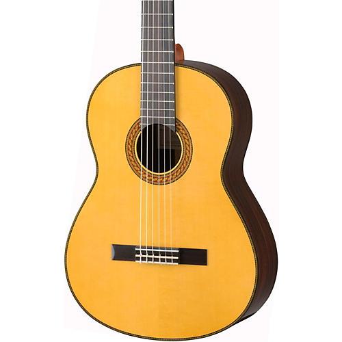 Yamaha CG192S Spruce Top Classical Guitar-thumbnail
