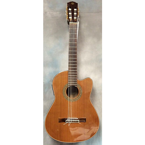 Fender CG24SCE Classical Acoustic Guitar-thumbnail