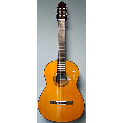 used yamaha cgx102 classical acoustic electric guitar guitar center. Black Bedroom Furniture Sets. Home Design Ideas