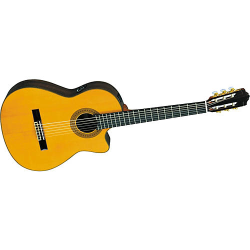 Yamaha CGX171CCA Acoustic-Electric Guitar