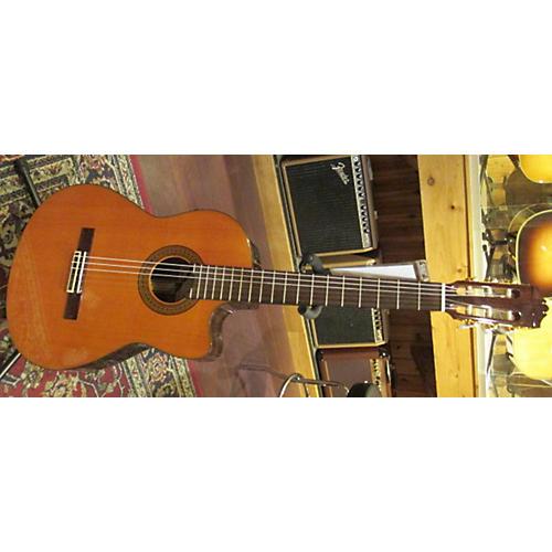 Yamaha CGX171CCA Classical Acoustic Electric Guitar-thumbnail