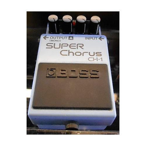 Boss CH1 Super Chorus Effect Pedal