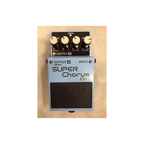 Boss CH1 Super Chorus Effect Pedal-thumbnail