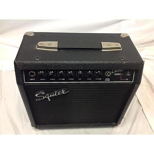 Fender CHAMP 15GR Guitar Combo Amp