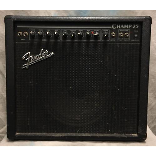 Fender CHAMP 25 Guitar Combo Amp-thumbnail