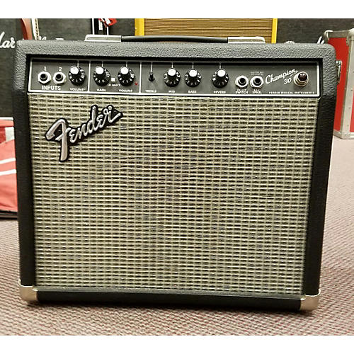 Fender CHAMPION 30 Guitar Combo Amp-thumbnail