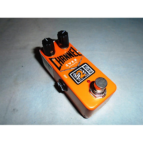 Zvex CHANNEL 2 Effect Pedal