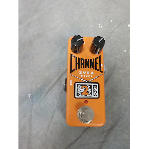 ZVex CHANNEL 2 Effect Pedal-thumbnail
