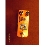 Zvex CHANNEL 2 OVERDRIVE Effect Pedal