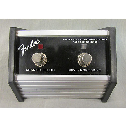 Fender CHANNEL SELECT Pedal-thumbnail