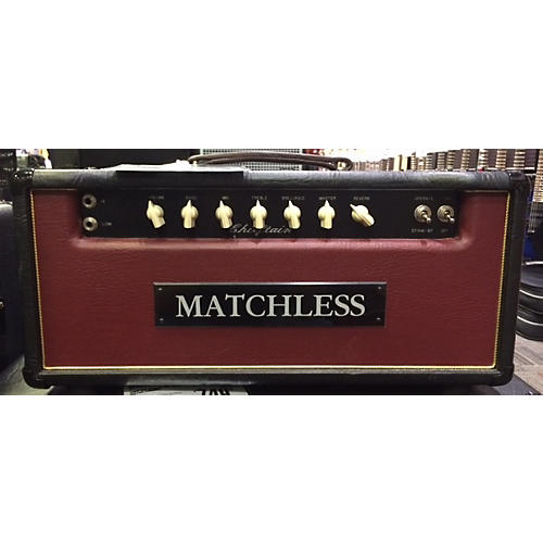 Matchless CHIEFTAIN Tube Guitar Amp Head-thumbnail