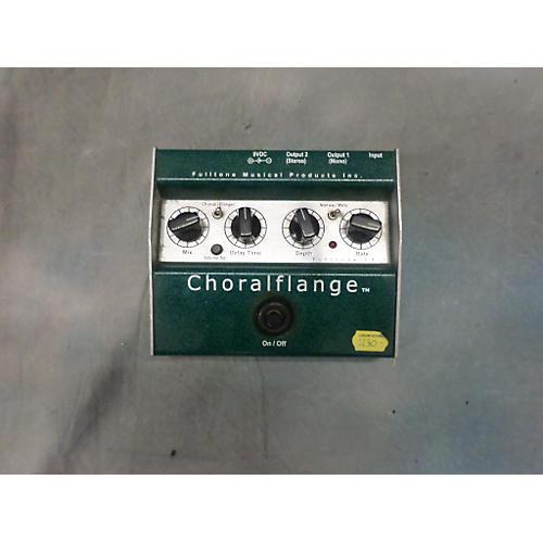 Fulltone CHORALFLANGE Effect Pedal-thumbnail