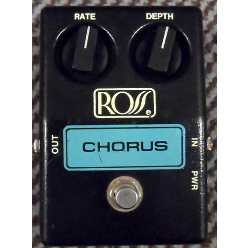 Ross CHORUS Effect Pedal-thumbnail