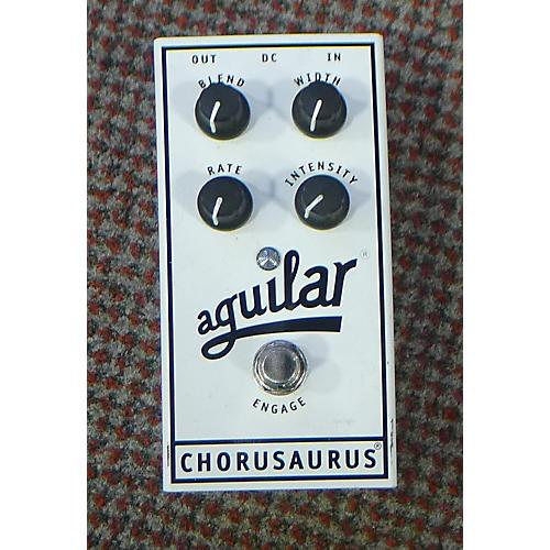 Aguilar CHORUSAURUS Bass Effect Pedal-thumbnail