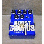Tech 21 CHRB Boost Chorus Bass Bass Effect Pedal