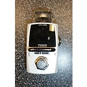 Hotone Effects CHROMATIC TUNER Tuner Pedal