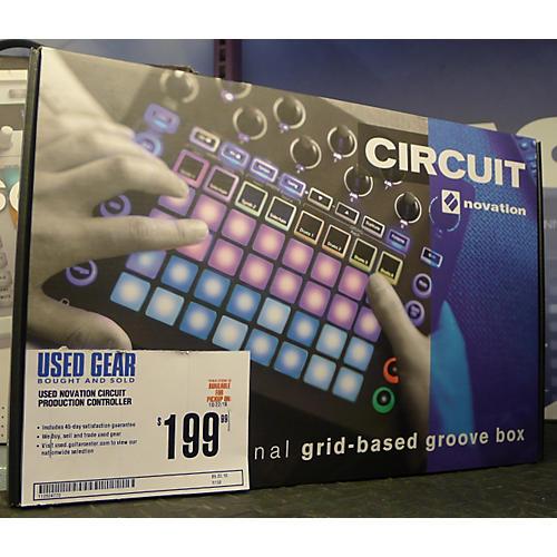 Novation CIRCUIT Production Controller-thumbnail
