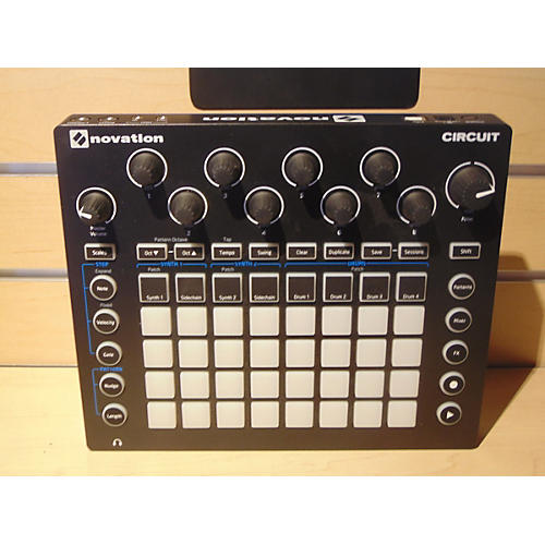 Novation CIRCUIT Synthesizer-thumbnail