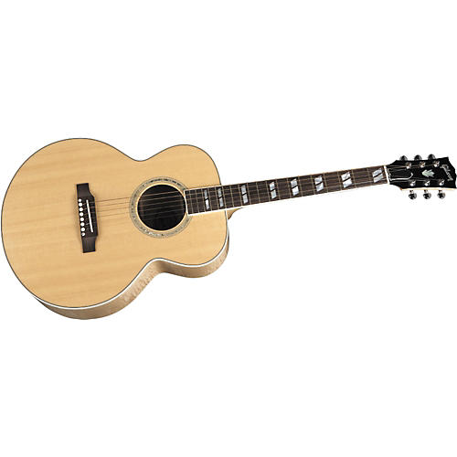 Gibson CJ-165 Maple Acoustic-Electric Guitar-thumbnail