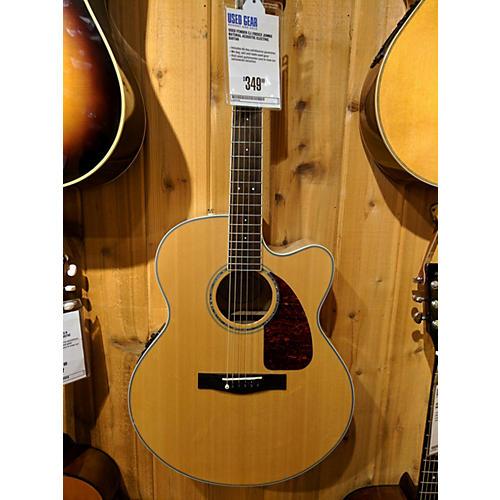 Fender CJ 290SCE Jumbo Acoustic Electric Guitar