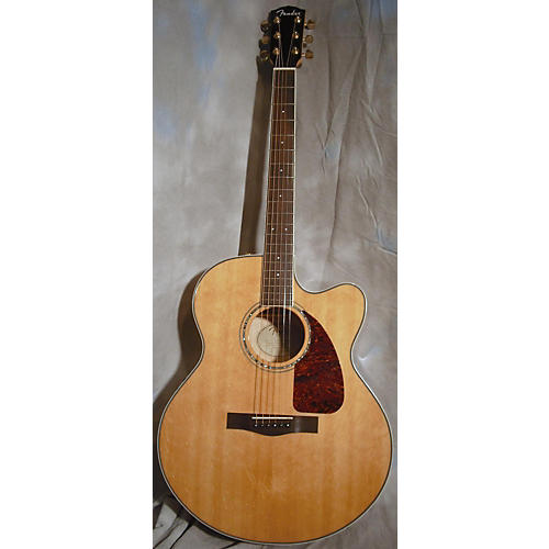 Fender CJ 290SCE Jumbo Acoustic Guitar