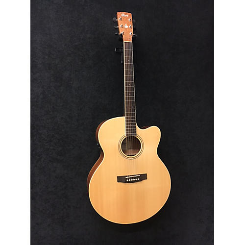 Cort CJ1FNS Acoustic Electric Guitar-thumbnail