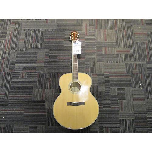 Fender CJ290S Jumbo Acoustic Guitar Natural