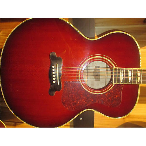 Yamaha CJ32 Acoustic Electric Guitar