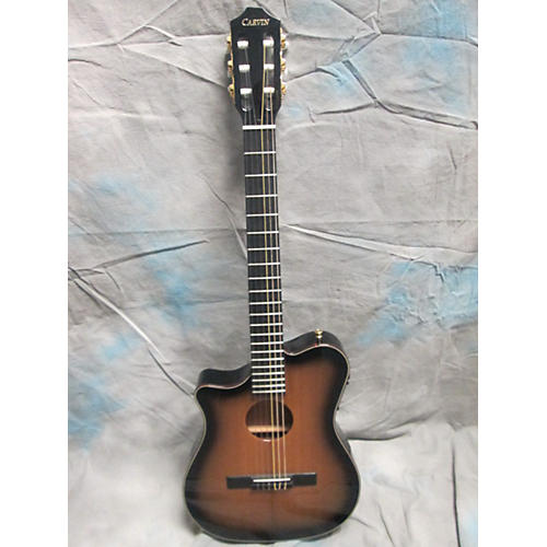 Carvin CL450 Classical Acoustic Electric Guitar-thumbnail