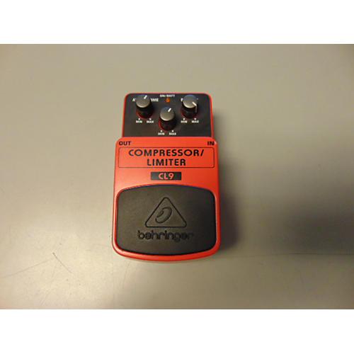 Behringer CL9 Compressor/Limiter Effect Pedal-thumbnail