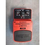 Behringer CL9 Compressor/Limiter Effect Pedal