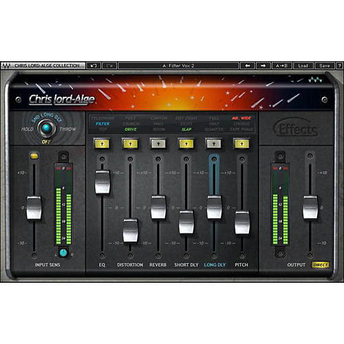 Waves CLA Effects Native/SG Software Download-thumbnail