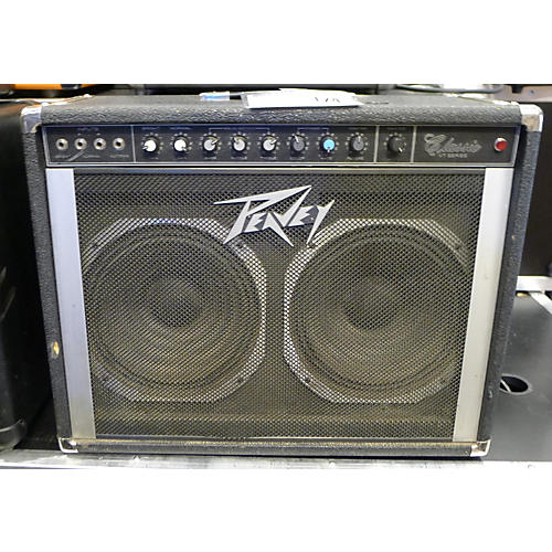 Peavey CLASSIC 2X12 Tube Guitar Combo Amp-thumbnail