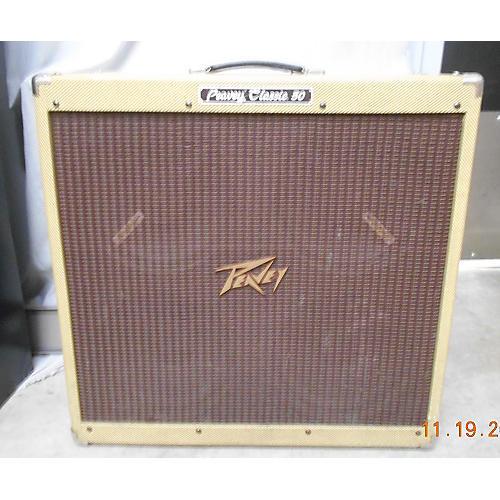 Peavey CLASSIC 50 4X10 Tube Guitar Combo Amp-thumbnail