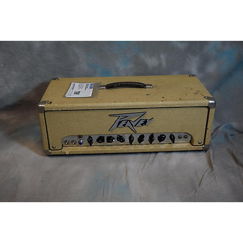 Peavey CLASSIC 50 TWEED Tube Guitar Amp Head-thumbnail