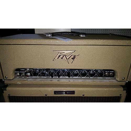 used peavey classic 50 tube guitar amp head guitar center. Black Bedroom Furniture Sets. Home Design Ideas