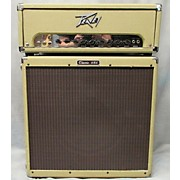 Peavey CLASSIC 50W HEAD AND 1X15 CAB Guitar Stack