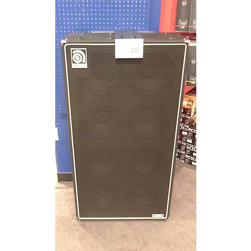 Ampeg CLASSIC 8 X 10 Bass Cabinet