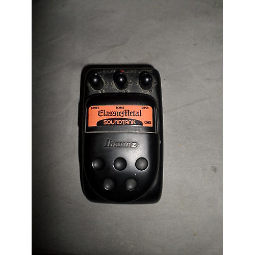 Ibanez CLASSIC METAL CM5 Effect Pedal