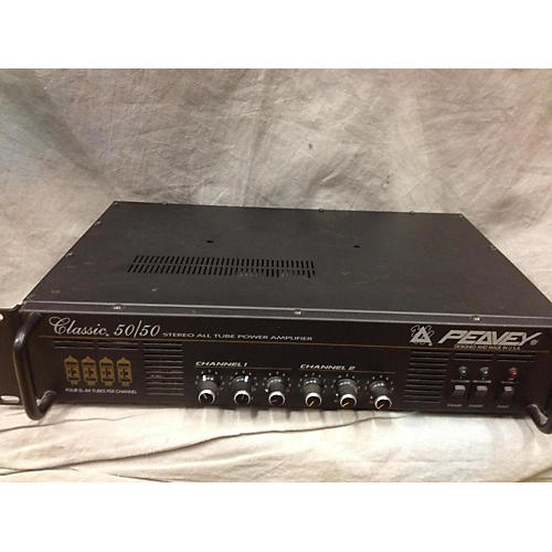 Peavey CLASSIC STEREO 50/50 Guitar Preamp