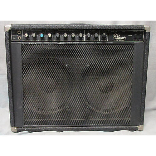 used peavey classic vtx 2x12 guitar combo amp guitar center. Black Bedroom Furniture Sets. Home Design Ideas