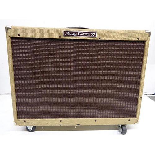 Peavey CLASSIC50 Tube Guitar Combo Amp