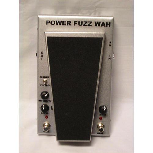 Morley CLIFF BURTON POWER FUZZ WAH Effect Pedal-thumbnail