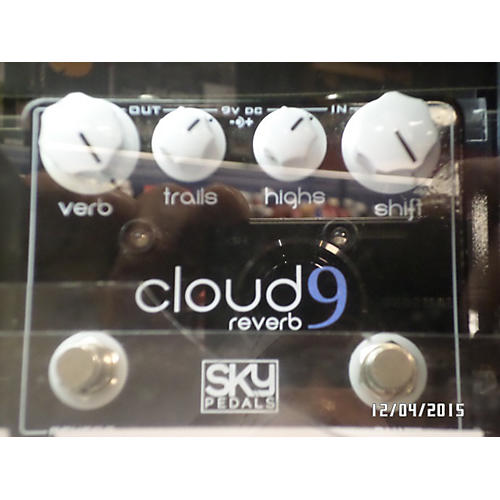 In Store Used CLOUD 9 Effect Pedal-thumbnail