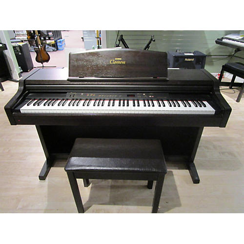 Used yamaha clp 840 clavinova digital piano guitar center for Yamaha clp 840