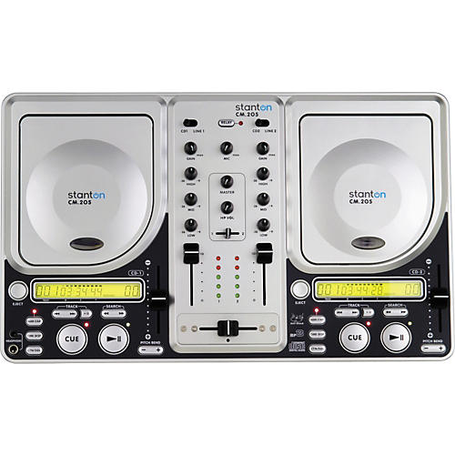 Stanton CM.205 CD / MP3 Player with Mixer-thumbnail
