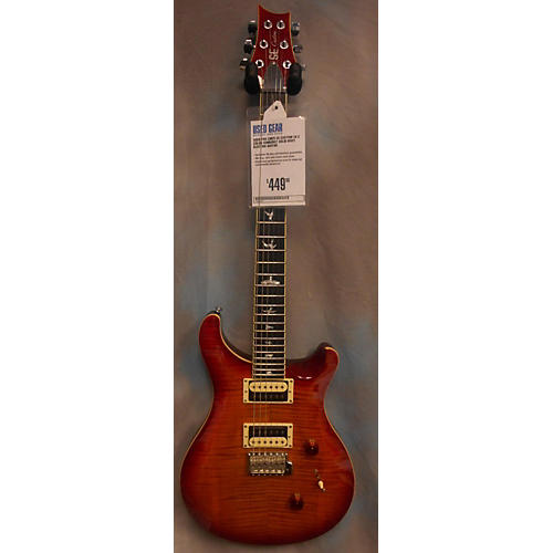 PRS CM25 SE Custom 24 Solid Body Electric Guitar-thumbnail