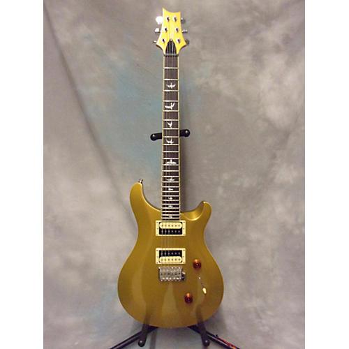 used prs cm25 se custom 24 solid body electric guitar aztec gold guitar center. Black Bedroom Furniture Sets. Home Design Ideas