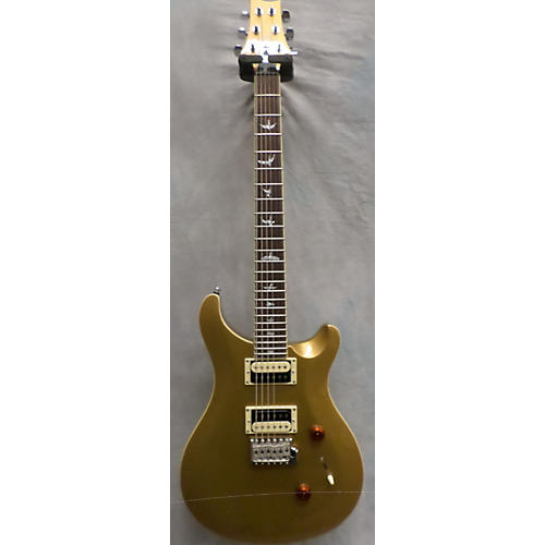 PRS CM4 SE Custom 24 Solid Body Electric Guitar Gold