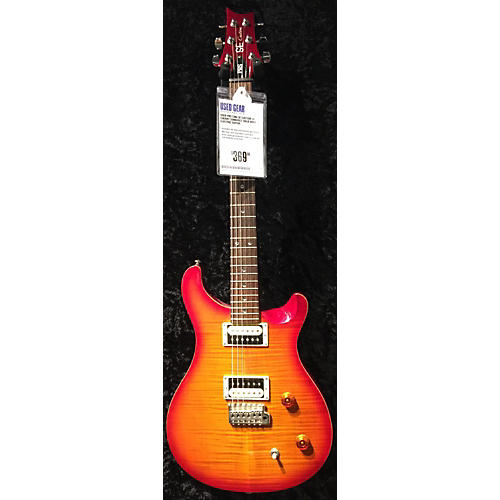 PRS CM4 SE Custom 24 Solid Body Electric Guitar-thumbnail